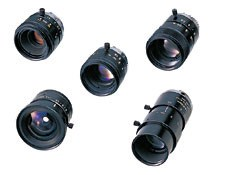 8mm FL Compact Fixed Focal Length Lens
