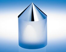 10mm Diameter, Aluminum Coated, Cone Lens